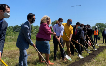 Press Release: Urban Growers Collective Partners with Green Era to Provide Educational Programs and Sustainable Food Access on the South Side at Nine-Acre Renewable Energy and Urban Farming Campus